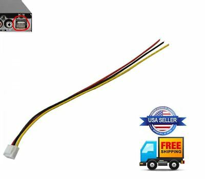 3 pin power wire harness plug equalizer eq kenwood kgc 4042 kgc 6042 3 pin power wire harness plug interface module pioneer cd ml100 cd ib100 asfbconference2016 Gallery