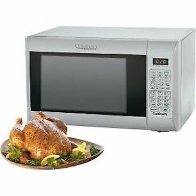 Cuisinart Convection Microwave Grill Oven CMW-200 1.2 Cubit Foot Awesome!