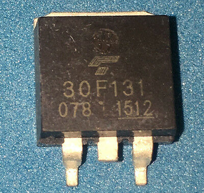 5 pcs OR 10 pcs  GT30F131 3DF131 30F131 TO-263 MOSFET IGBT Transistor