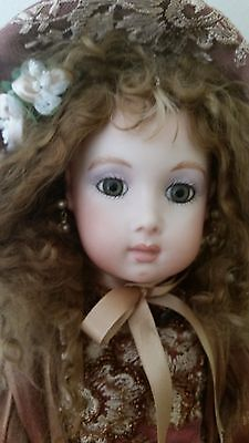 French Jumeau Antique Reproduction  Doll