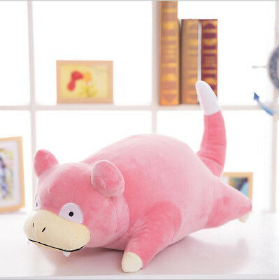 "12"" Slowpoke Pokemon Center Plush Toy Anime Soft Stuffed Doll Kids Gift"