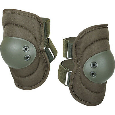 """Russian Army Spetsnaz Elbow Pad Protection SPLAV """"TAC"""" OD green Airsoft"""
