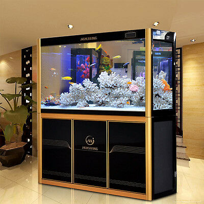 NEW Premium 150cm Fish Tank Large Fish Aquarium with Sump Tank