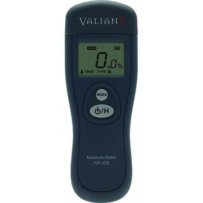 Valiant Moisture Meter - Test Your Firewood - Autumn Special!