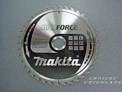 Makita Makforce B-08523 Circular Saw Blade 235Mm X 30Mm