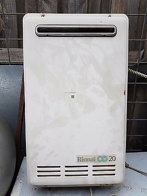 Rinnai 20 Instant Hot Water System Nature gas