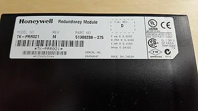 Honeywell TK-PRR021 rev M P/N: 51309288-375 REDUNDANCY MODULE