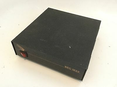 Samlex Sec-1223 23a Power Supply Cb Ham Radio Psu 13.8v Sec1223 25a Peak Ac-dc