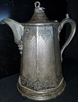 Antique Double Wall Pitcher Circa 1858 (June 8th)