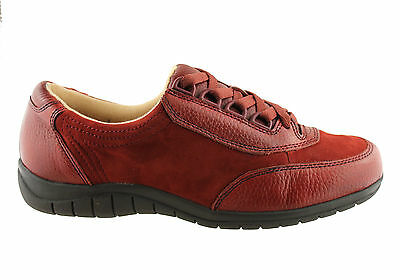 New Planet Shoes Comfort Womens Leather Lace Up Casual Shoes