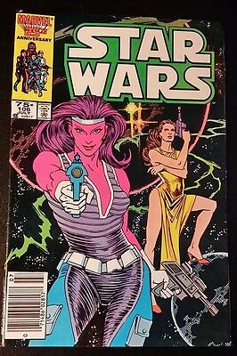 Star Wars #106 (Jul 1986, Marvel) Next to Last Issue - Rare! FREE SHIPPING!