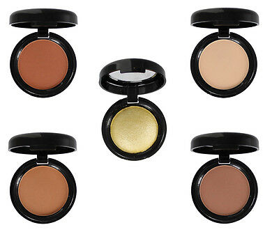 CoverShoot Baked Highlighter Blusher Bronzer No More Shine Face Powder