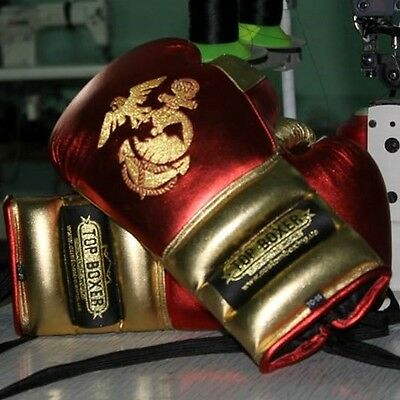 TopBoxer Marine Edition IMF Boxing Gloves