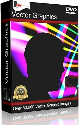Over 50,000 Vector Vinyl | Brothers Scan N Cut | Cutter DVD 3GB files EPS SVG AI