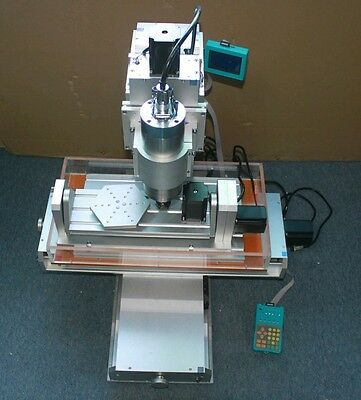 5 Axis 2.2KW 3040 CNC Table Ball Screw5 Column Type Engraving Machine 110V US