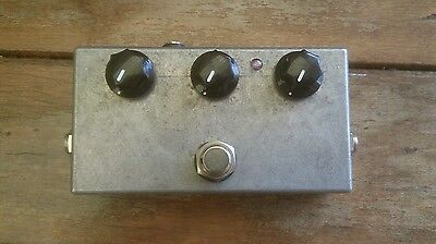 Fredric effects zombie Klon overdrive. Number 88 built.Fantastic overdrive/boost