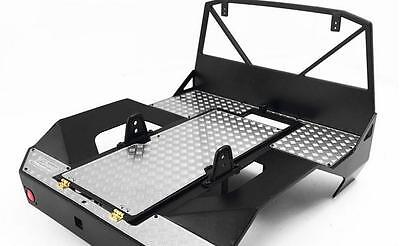 1/10 RC Metal SCX10 TF2 Roll Cage Flat Bed Set For RC4WD Axial Chassis AX80046