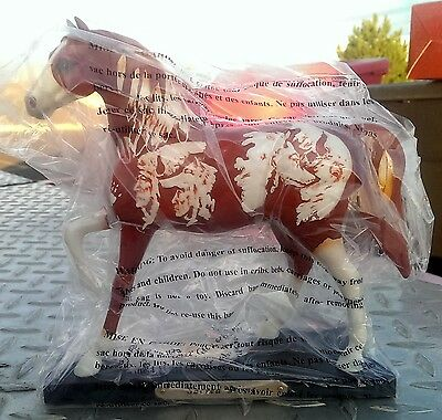 NRFB Trail of Painted Ponies SACRED PAINT EXTREMELY LOW 1st Edition 1E/0022