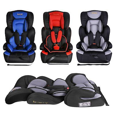 Besrey  Baby Car Seat Group 1/2/3 9-36kg ECE R44/04 From 9 Months-12 Years