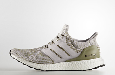 c31ef6271cc Adidas Ultra Boost 3.0 Pearl Olive Trace Cargo Size 9.5. BA8847 yeezy nmd pk