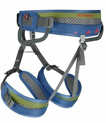 MAMMUT Ophir Kids Climbing Sit Harness (One Size) Sports Rock Gym Active Child