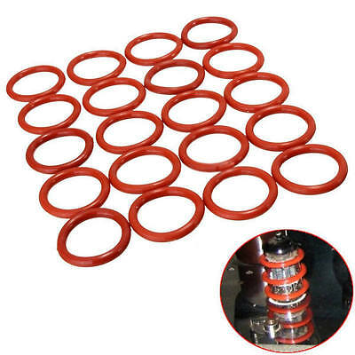 20X Tube Damper Silicone O-Rings Shock absorber For 12AX7 12AU7 12AT7 12BH7 EL84