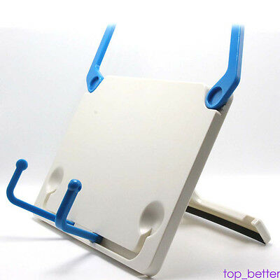 New Portable Reading Desk adjustable Tilt Stand Music Book Document Holder