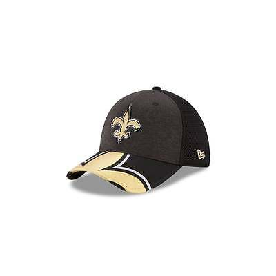 New Era NFL New Orleans Saints 2017 NFL Draft 39Thirty Cap