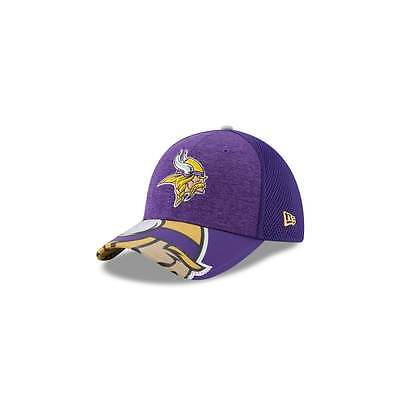 New Era NFL Minnesota Vikings 2017 NFL Draft 39Thirty Cap