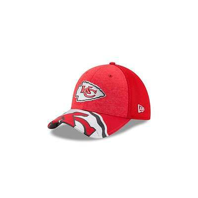 New Era NFL Kansas City Chiefs 2017 NFL Draft 39Thirty Cap
