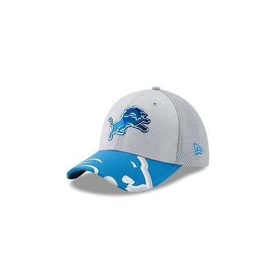 New Era NFL Detroit Lions 2017 NFL Draft 39Thirty Cap