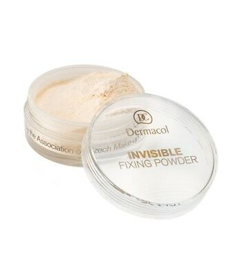 Dermacol Invisible Fixing Powder Poudre libre 13g