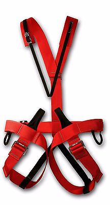 Alp Design Compact Caving Harness, Complete with Chest Strap