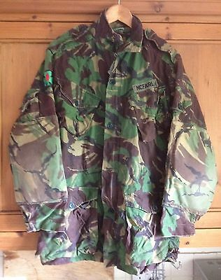 RARE British Paratroopers Sniper Jacket, factory made model - used in Ireland