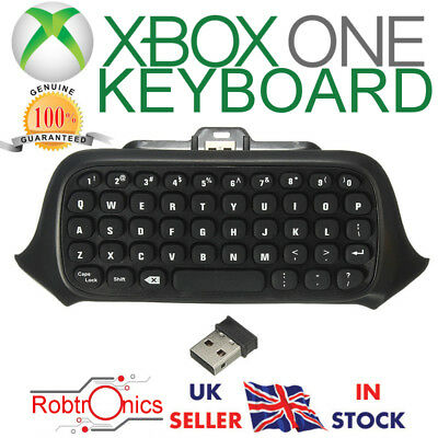 Xbox One Keyboard chatpad Mini Wireless Message Keyboard for Xbox One Controller