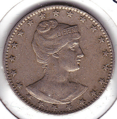 Brazil 1901 MCMI 200 Reis KM 504 VF+ 1 Year Type High Grade South American Coin