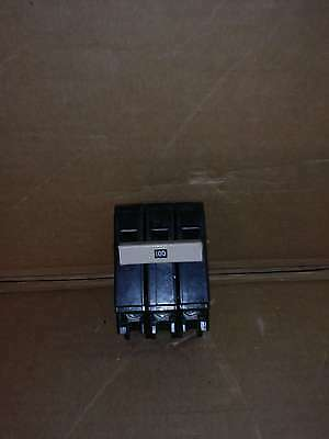 Used Ch3100 100A 240V 3P Type Ch Breaker M3-1