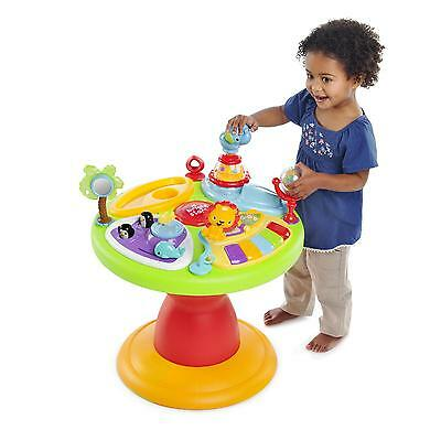 Baby Activity Center Table 3In1 Infant Play Walker Toddler