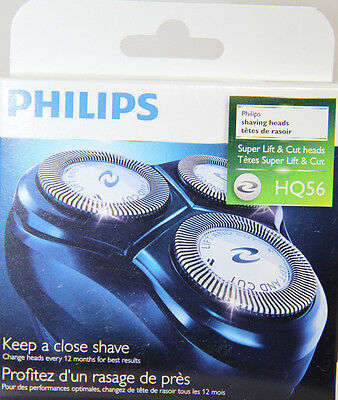 Philips HQ56/53 Three Shaving Head TAX INCLUDED