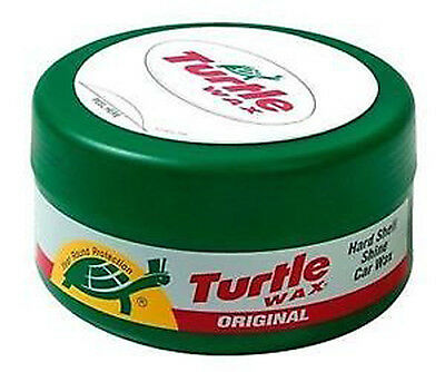 Turtle Wax Original Hard Shell Shine Car Polish 250g - FG5966