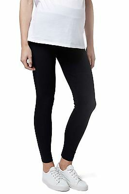 NWT $40 TOPSHOP Ankle Leggings (2-Pack) (Maternity) Size 4 Black