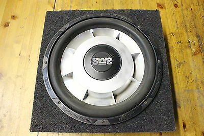 Earthquake Sound Sws-15X Car Subwoofer 400Watts Rms 15''