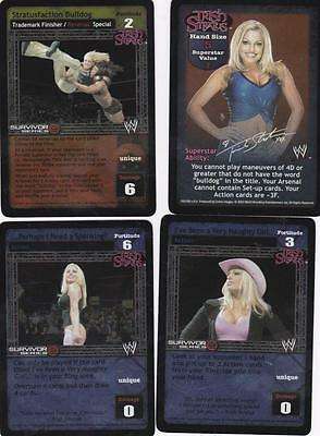 ...Perhaps I Need a S SS2 Raw Deal WWE Trish Stratus