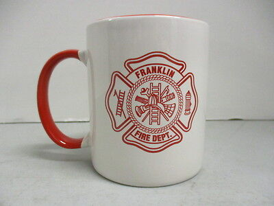 Franklin Fire Department, Tennessee Coffee Cup