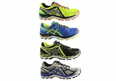 New Asics Gt-2000 3 Mens Premium Cushioned Running Shoes