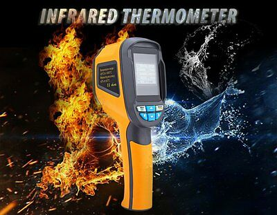 Precision Protable Thermal Imaging Camera Infrared Thermometer Imager HT-02 O5