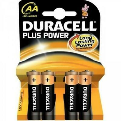 80 Pile Duracell Aa Stilo Plus Power Alcaline