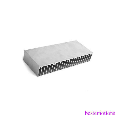New 60x150x25mm Aluminum Heat Sink for LED and Power IC Transistor Helpful