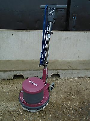 240v High Speed Minuteman floor scrubber/buffer
