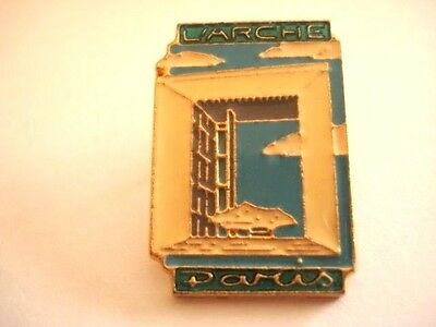 PINS RARE PARIS L'ARCHE DE LA DEFENSE FRANCE wxc 31